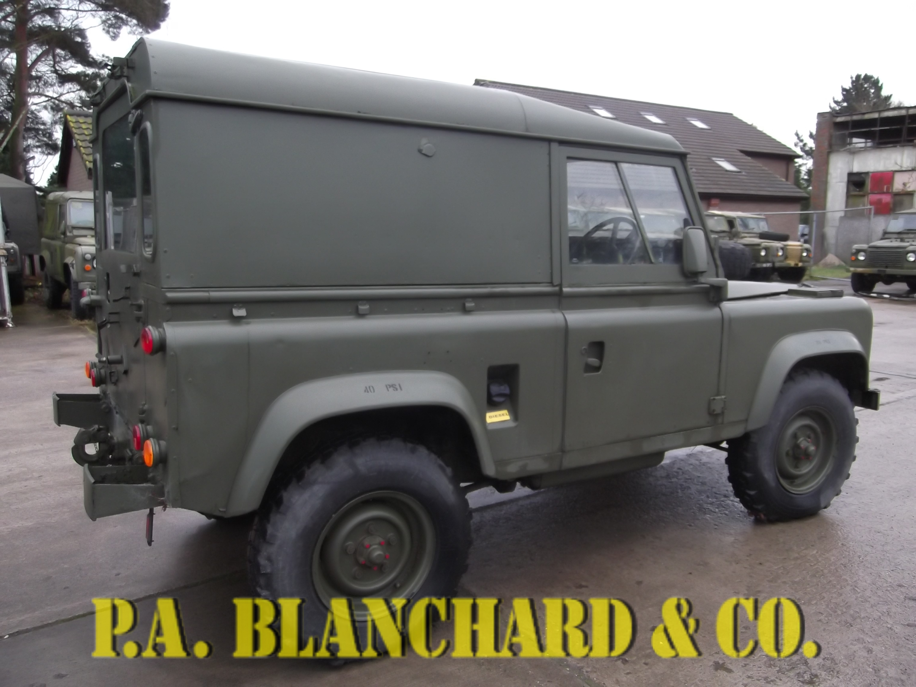 defenders rover home all for grey landrovers coming matt landrover sale defender turbo diesel refurbished the big wheels soon land lhd